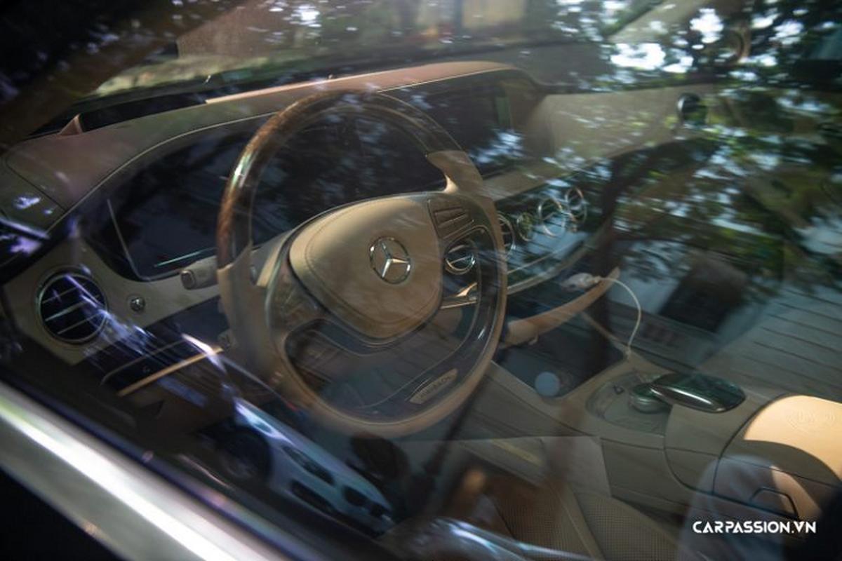 Chiem nguong Mercedes-Maybach S600 Pullman hon 34 ty o Ha Noi-Hinh-7