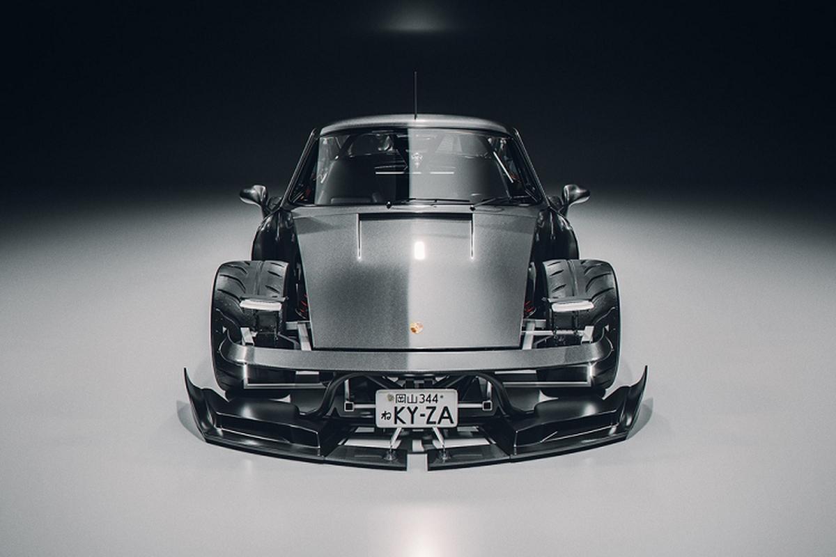 Ban do Porsche 911 theo phong cach xe dua go-kart-Hinh-3