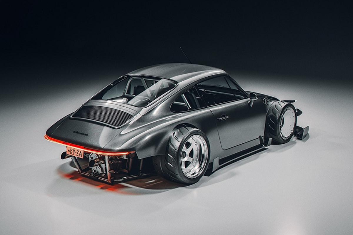 Ban do Porsche 911 theo phong cach xe dua go-kart-Hinh-7