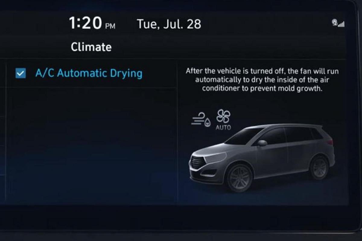 Hyundai Tucson 2021 so huu dieu hoa thong minh ra sao?-Hinh-6