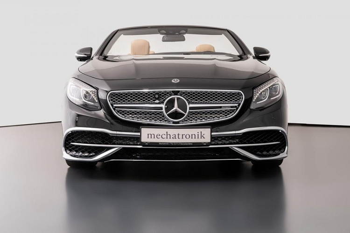 Xe sang Mercedes-Maybach S650 Cabriolet dung chan, ban van loi-Hinh-10