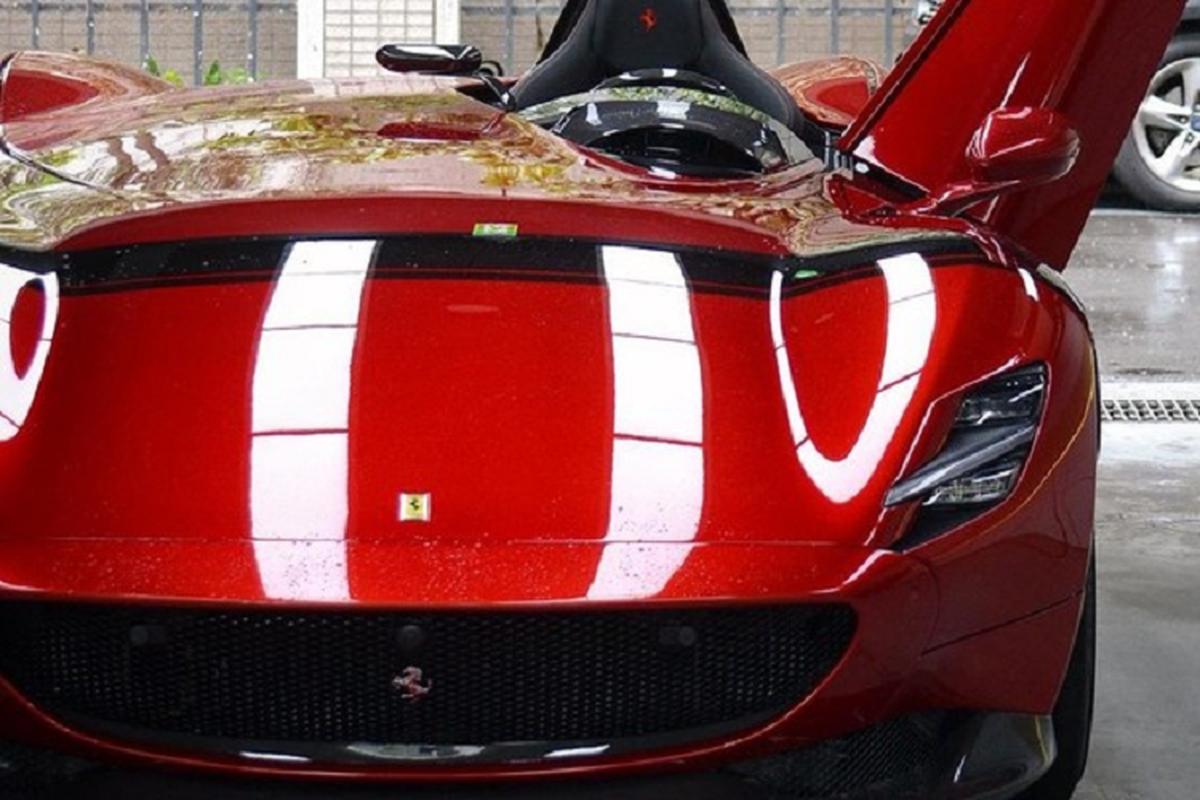 "Sieu xe ""ich ky"" Ferrari Monza SP1 hon 40 ty dong den Dai Loan-Hinh-2"