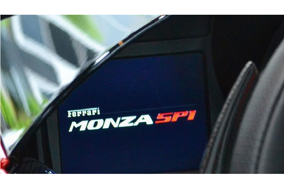 "Sieu xe ""ich ky"" Ferrari Monza SP1 hon 40 ty dong den Dai Loan-Hinh-8"