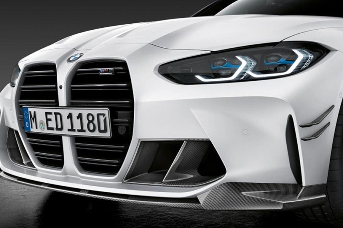 Vua ra mat, BMW M3 va M4 2021 da co ban do cho dan choi-Hinh-2