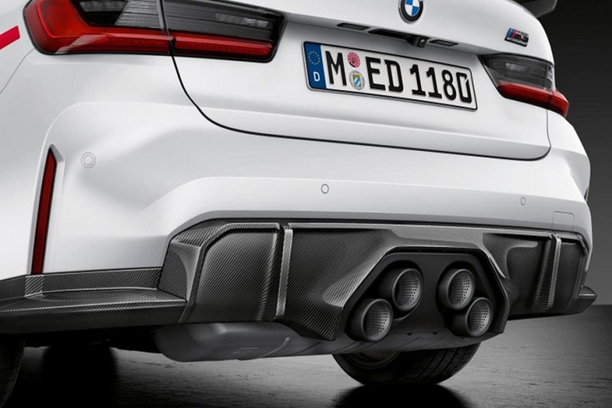 Vua ra mat, BMW M3 va M4 2021 da co ban do cho dan choi-Hinh-6
