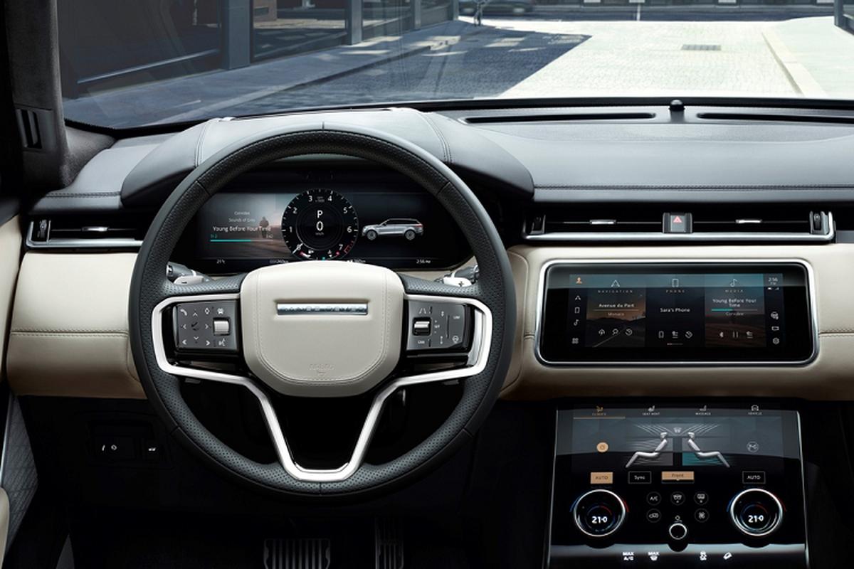 Range Rover Velar 2021 nang cap dong co, gan 60.000 USD-Hinh-6