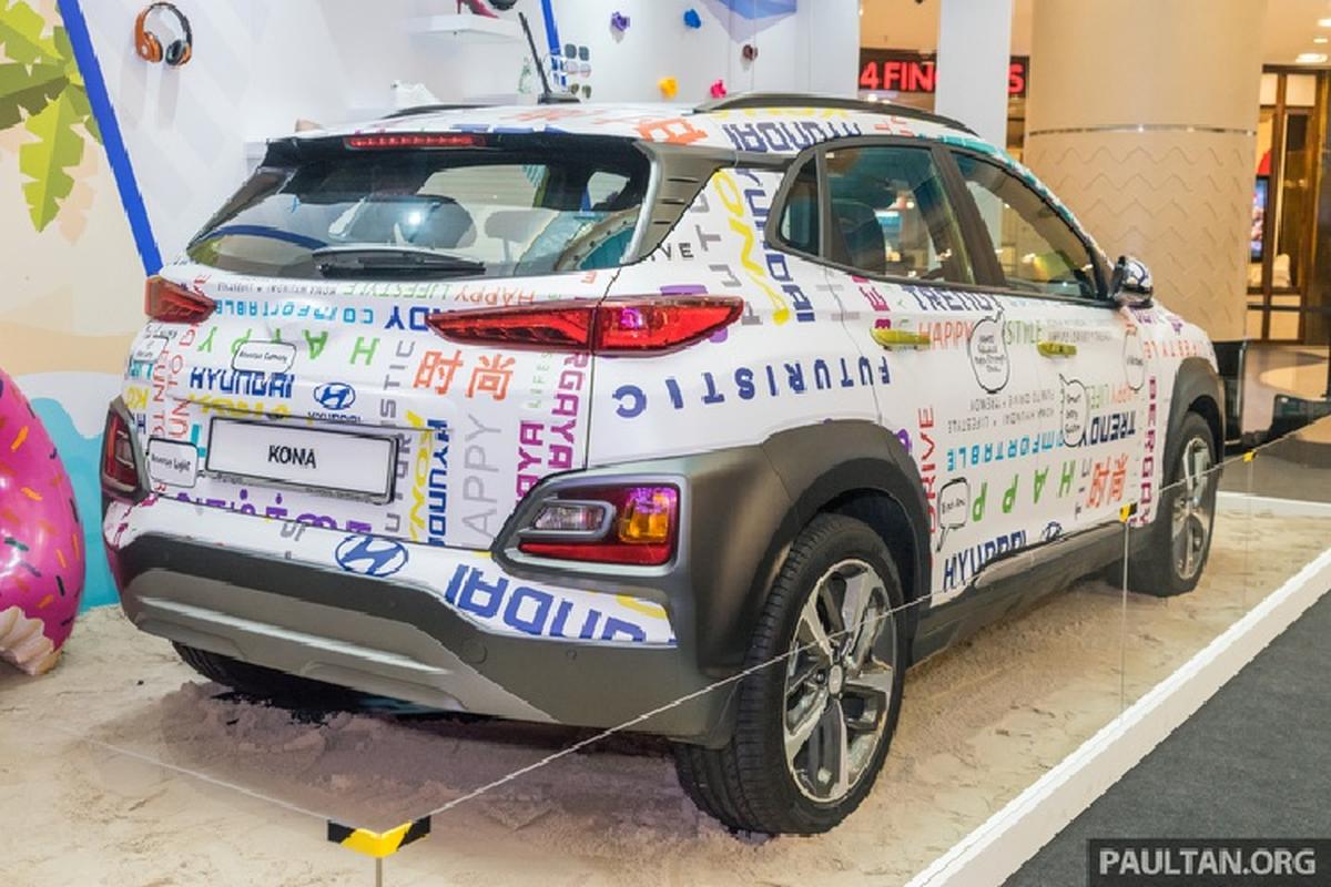 Hyundai Kona 2021 moi tu 634 trieu dong tai Malaysia-Hinh-2