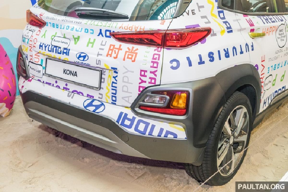 Hyundai Kona 2021 moi tu 634 trieu dong tai Malaysia-Hinh-5