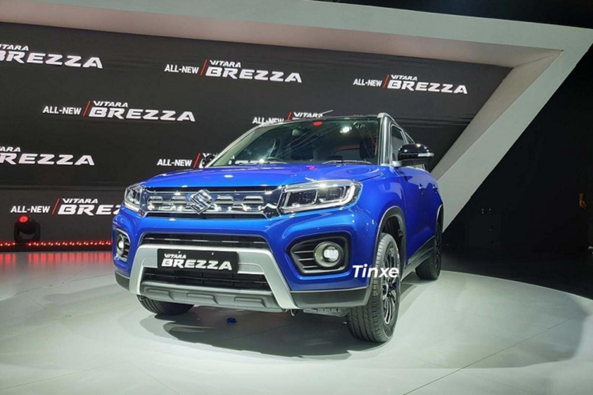 """Toyota Urban Cruiser 2020, """"tieu Fortuner"""" chi 263 trieu dong-Hinh-2"""