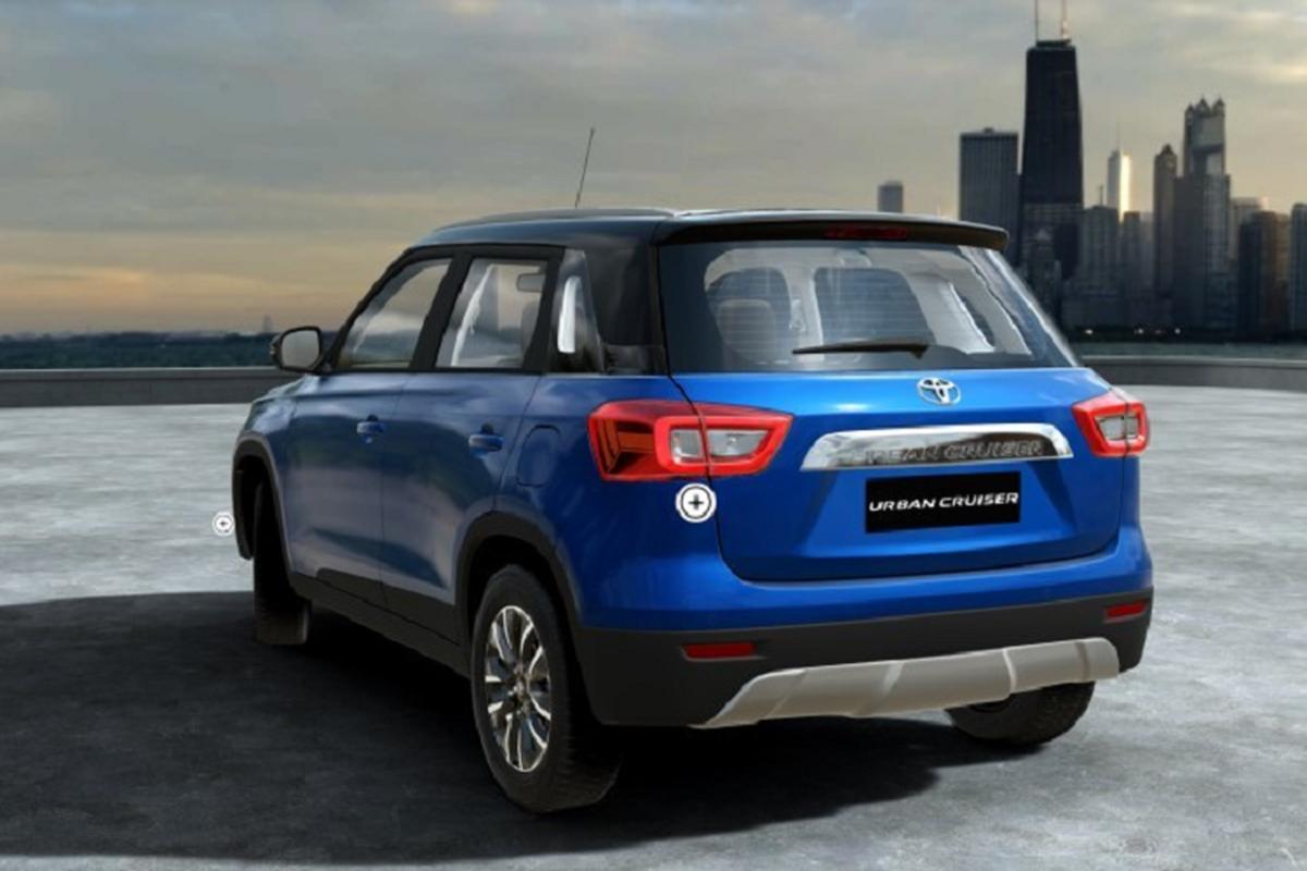 """Toyota Urban Cruiser 2020, """"tieu Fortuner"""" chi 263 trieu dong-Hinh-4"""