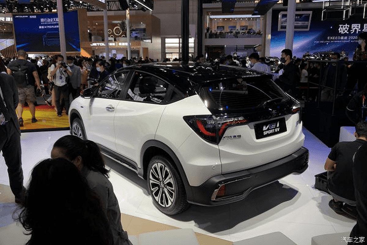 Xe dien Trung Quoc phong cach Honda HR-V tu 591 trieu dong-Hinh-2