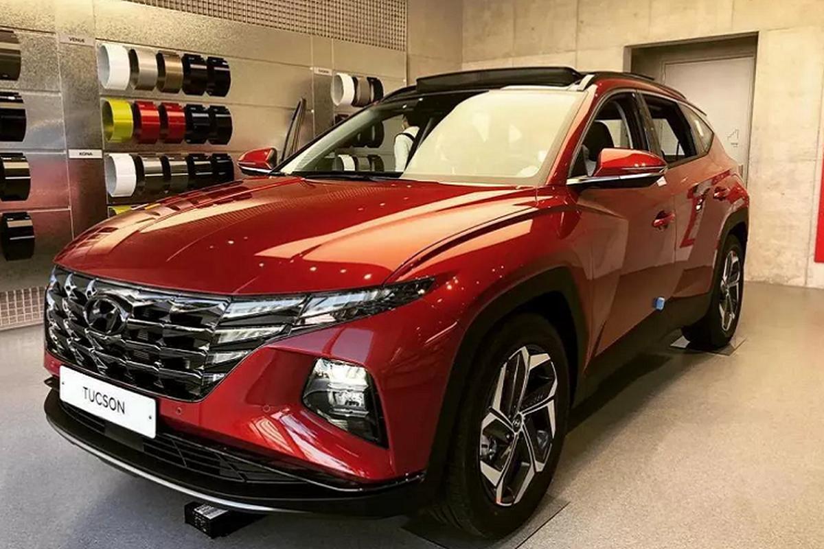 Can canh Hyundai Tucson 2021 moi - dep hon ca mong doi-Hinh-2