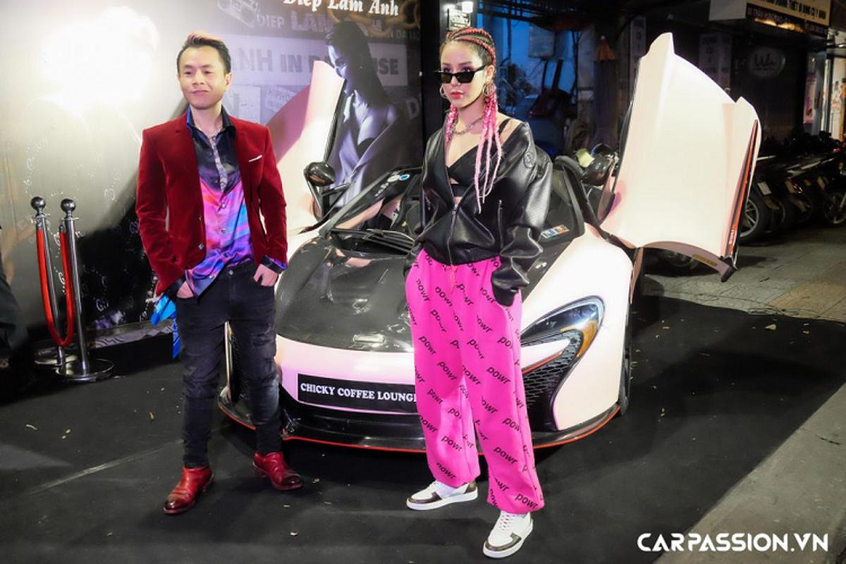 Rapper Binz do dang sieu xe McLaren 650S Spider hon 10 ty-Hinh-2