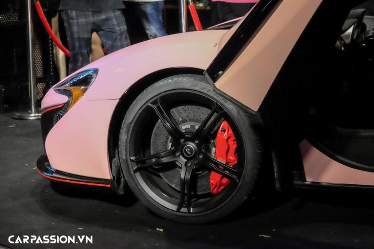 Rapper Binz do dang sieu xe McLaren 650S Spider hon 10 ty-Hinh-9