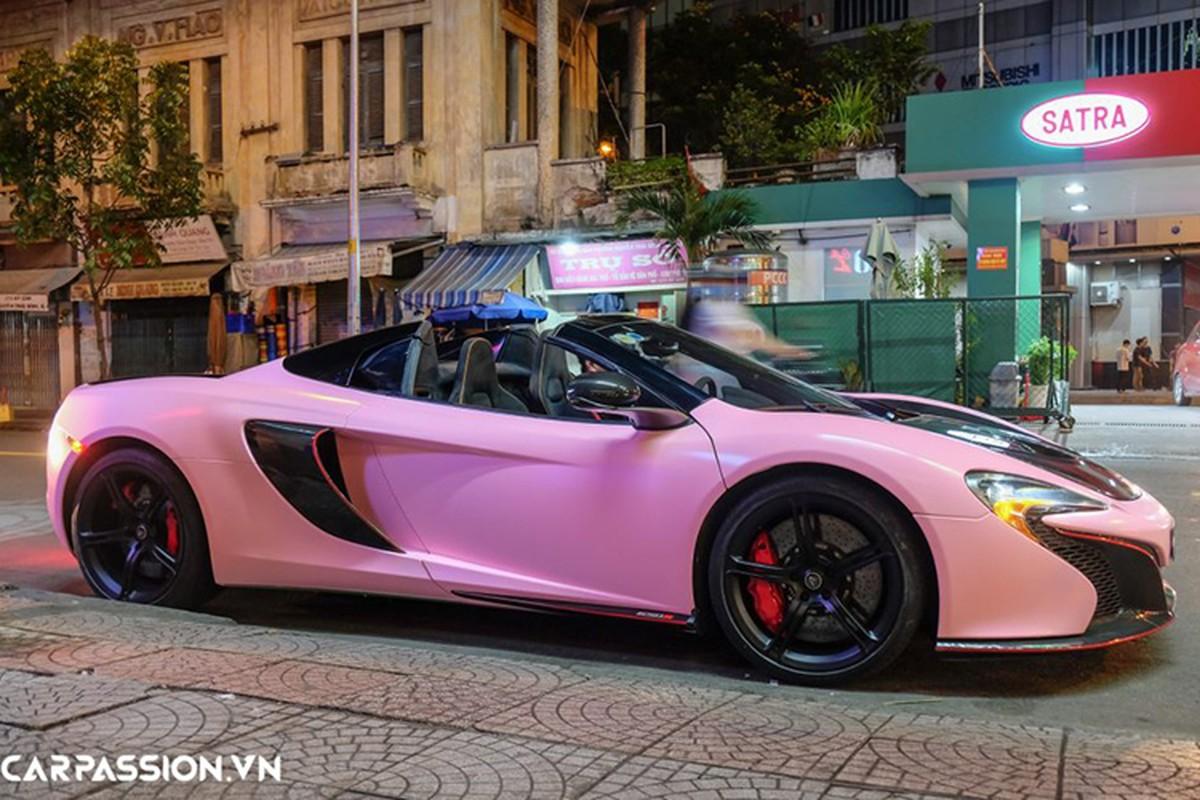Rapper Binz do dang sieu xe McLaren 650S Spider hon 10 ty-Hinh-12