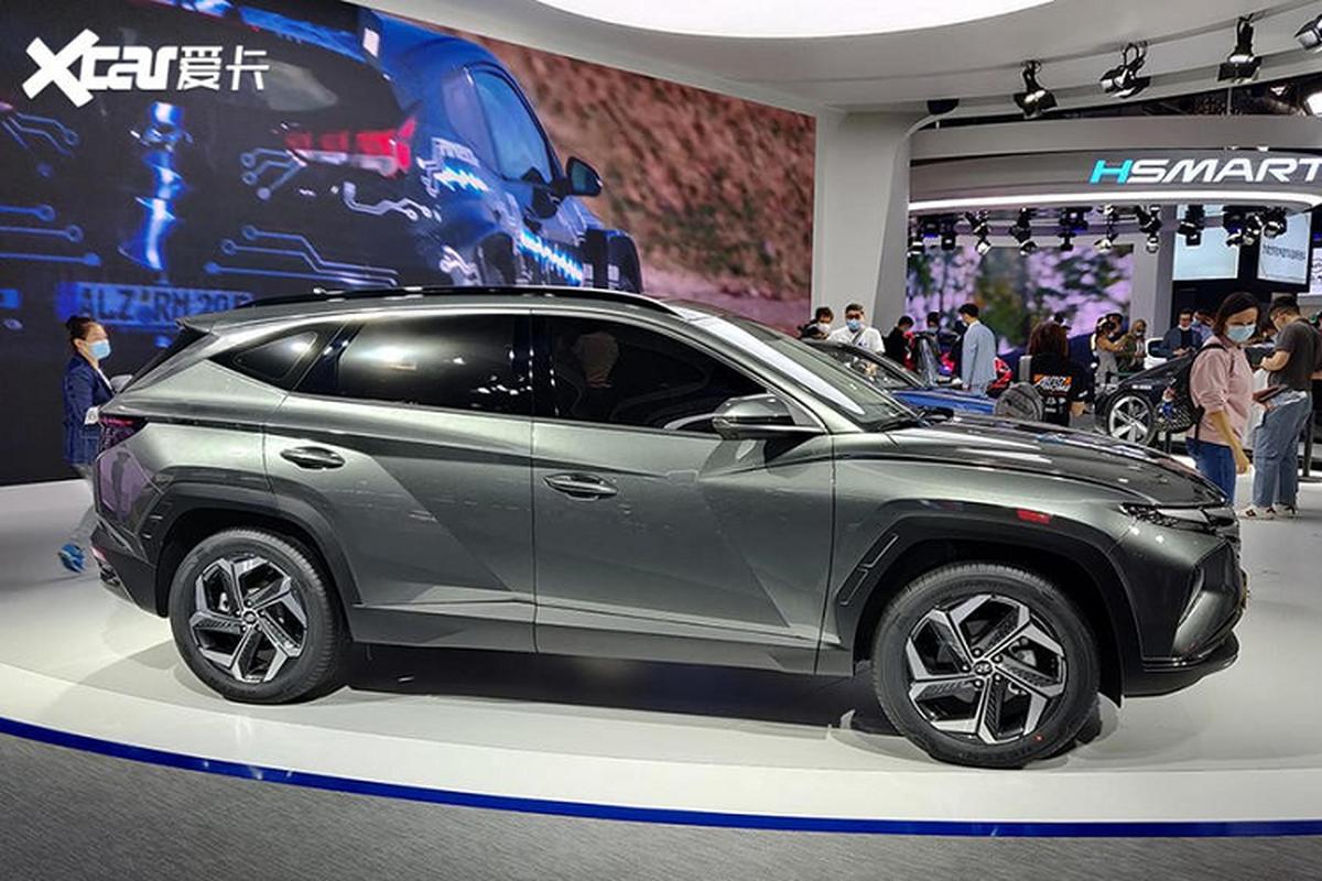 Hyundai Tucson L 2021 chi ban ra tai Trung Quoc, My va Han-Hinh-2