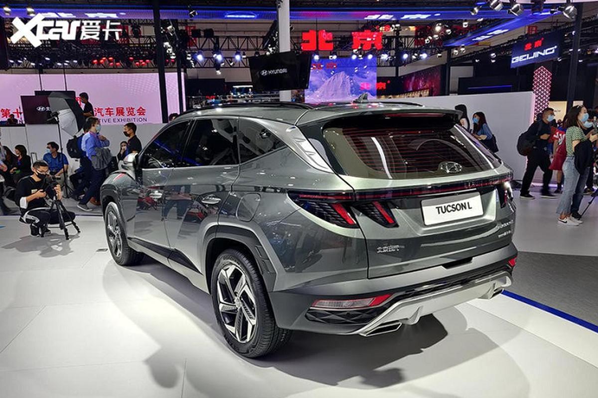 Hyundai Tucson L 2021 chi ban ra tai Trung Quoc, My va Han-Hinh-3