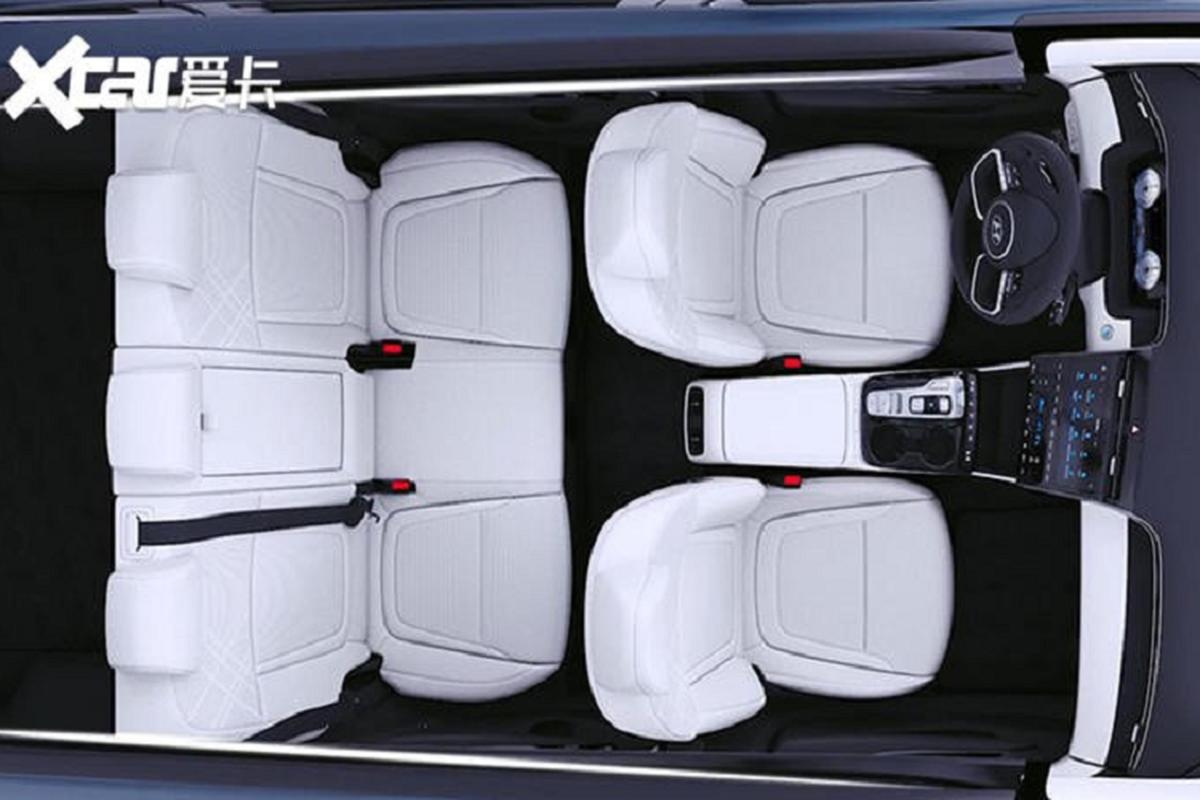 Hyundai Tucson L 2021 chi ban ra tai Trung Quoc, My va Han-Hinh-4
