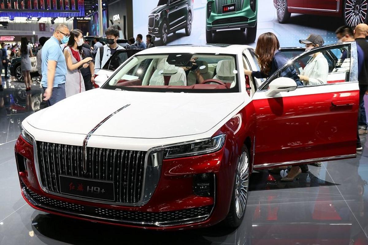 Hong Ky H9+ 2020, xe sieu sang cho dai gia Trung Quoc-Hinh-11