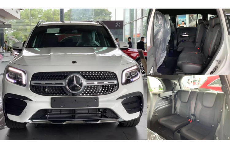 Can canh Mercedes-Benz GLB hon 1,9 ty dong tai Viet Nam