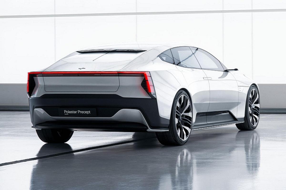 Xe dien Polestar Precept co gi de canh tranh Tesla Model S?-Hinh-2