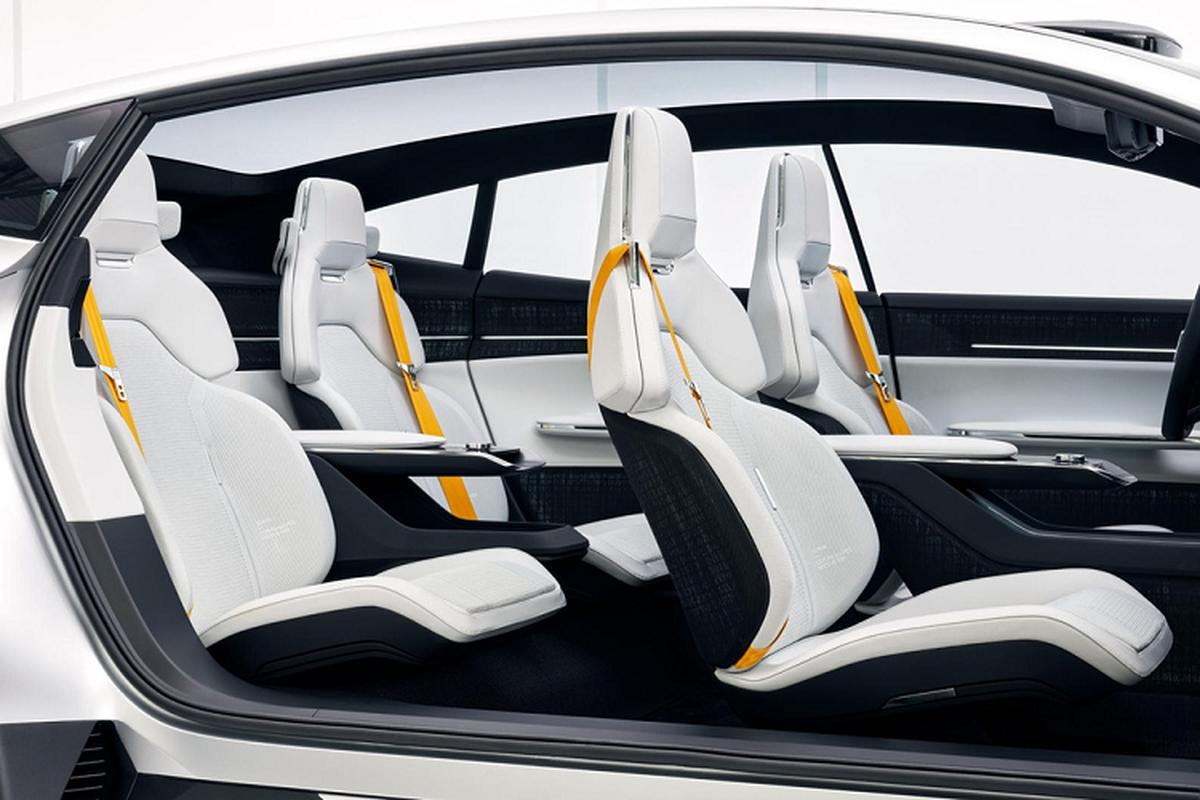 Xe dien Polestar Precept co gi de canh tranh Tesla Model S?-Hinh-4