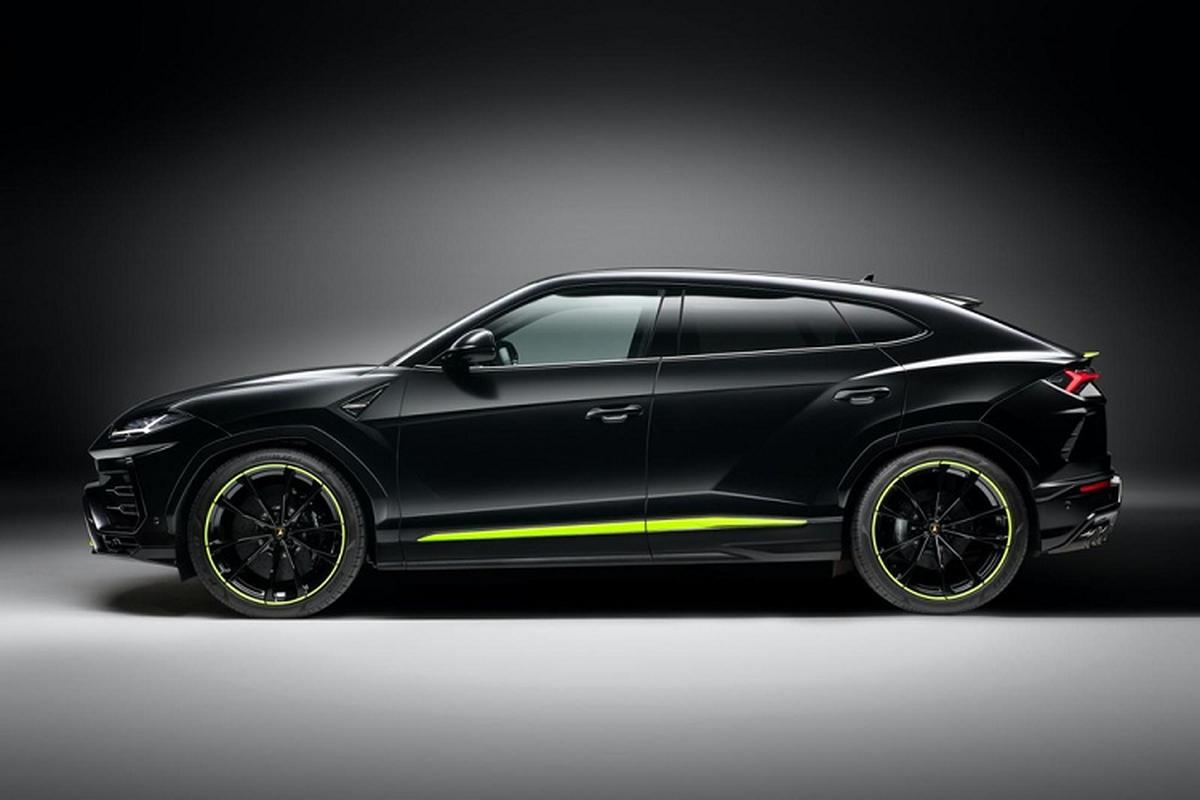 Ngam sieu SUV Lamborghini Urus Graphite Capsule 2021 dam ca tinh-Hinh-4