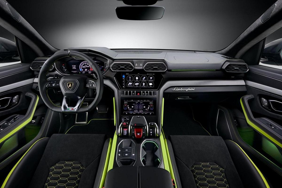 Ngam sieu SUV Lamborghini Urus Graphite Capsule 2021 dam ca tinh-Hinh-5