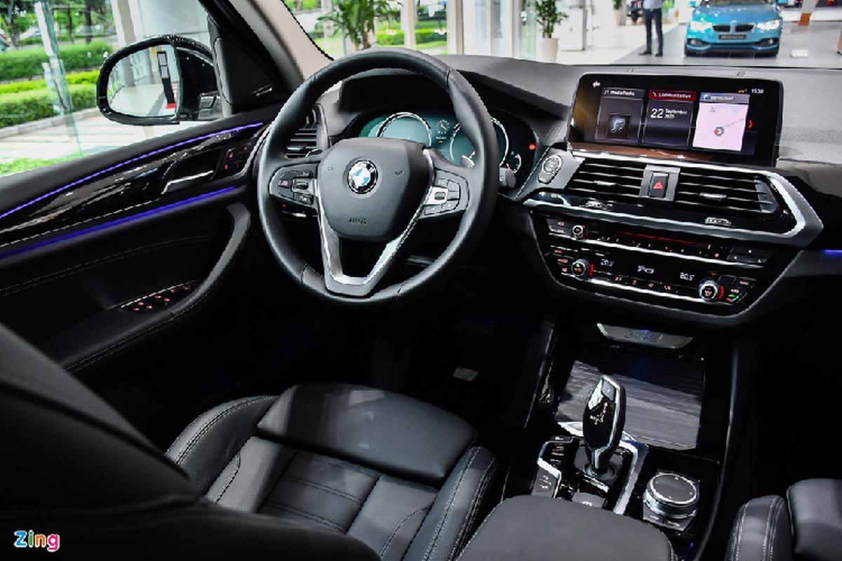 BMW X3 xDrive30i xLine moi tu 2,279 ty dong tai Viet Nam-Hinh-11
