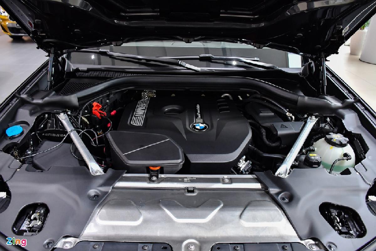 BMW X3 xDrive30i xLine moi tu 2,279 ty dong tai Viet Nam-Hinh-14