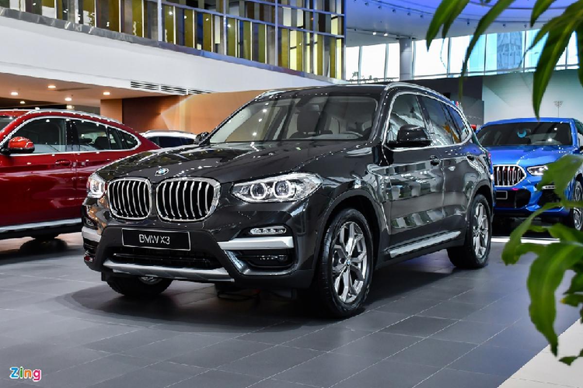 BMW X3 xDrive30i xLine moi tu 2,279 ty dong tai Viet Nam-Hinh-2