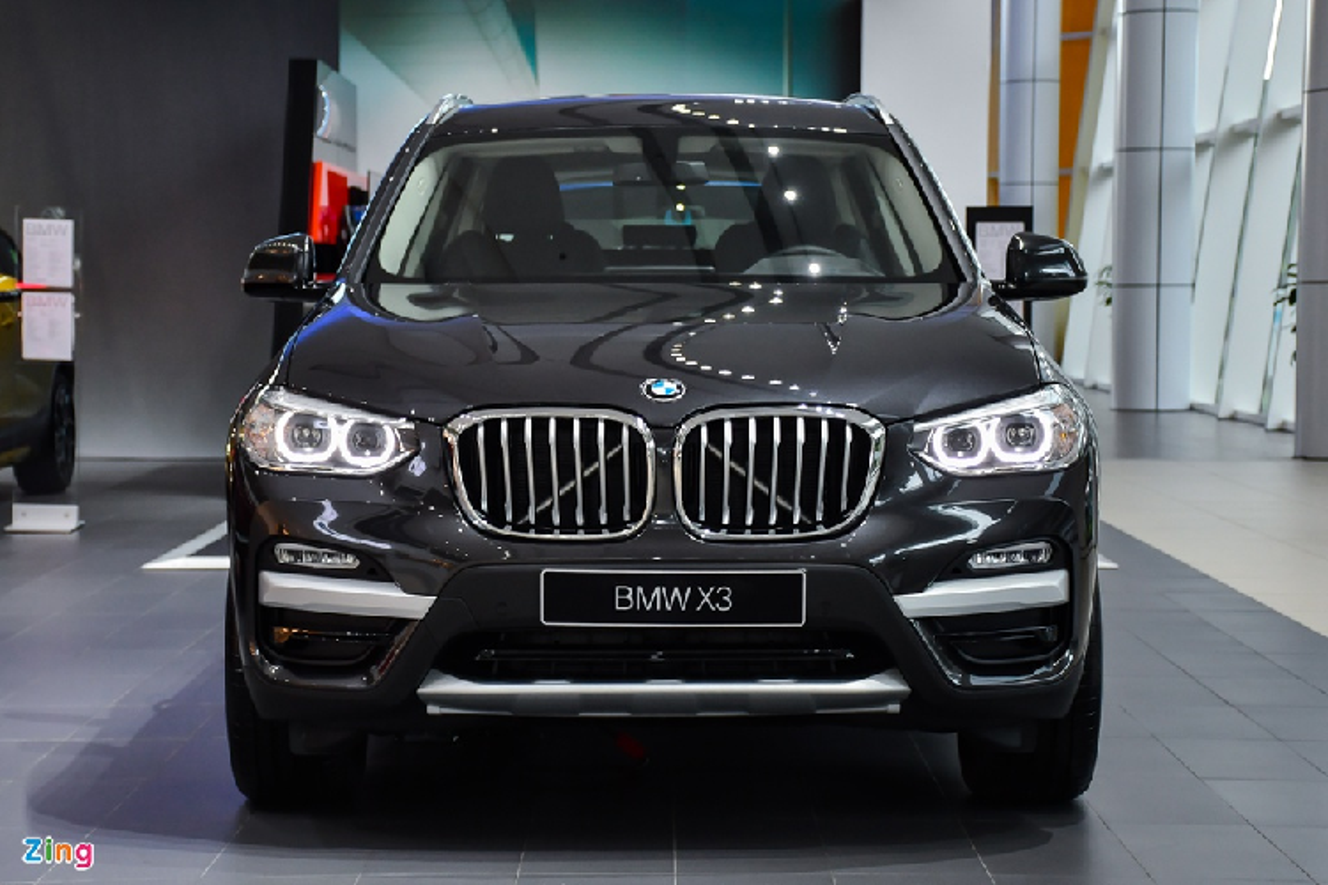BMW X3 xDrive30i xLine moi tu 2,279 ty dong tai Viet Nam-Hinh-5