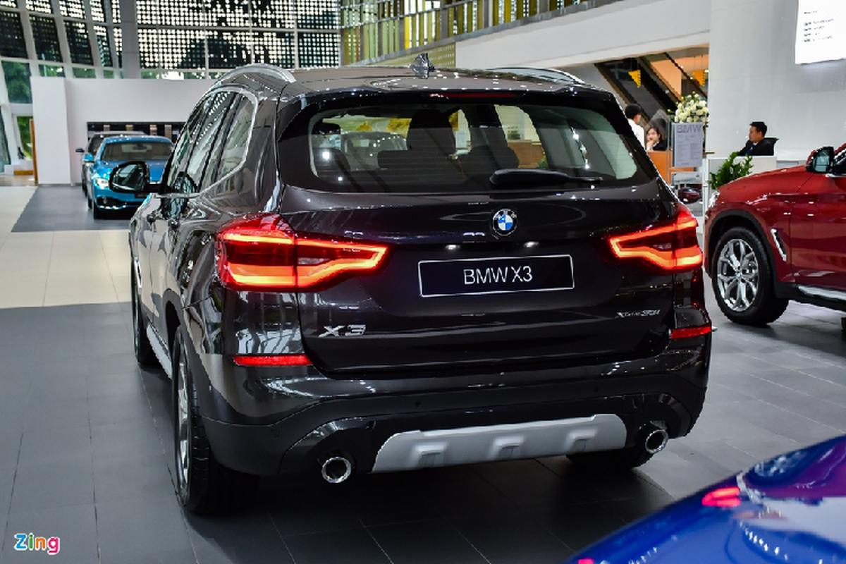 BMW X3 xDrive30i xLine moi tu 2,279 ty dong tai Viet Nam-Hinh-7