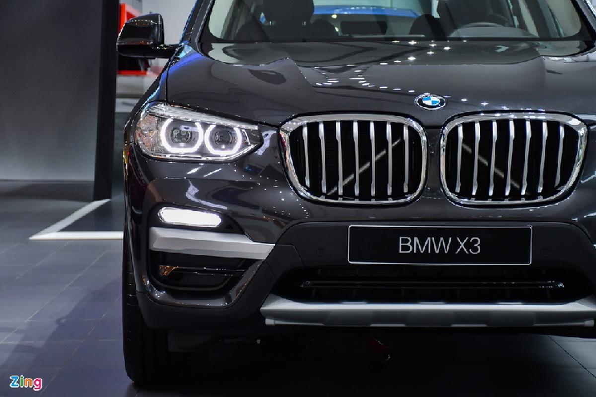 BMW X3 xDrive30i xLine moi tu 2,279 ty dong tai Viet Nam-Hinh-8