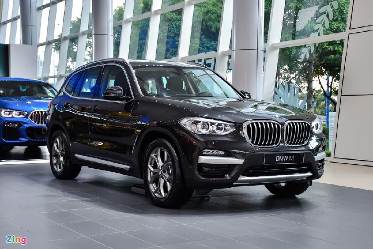 BMW X3 xDrive30i xLine moi tu 2,279 ty dong tai Viet Nam