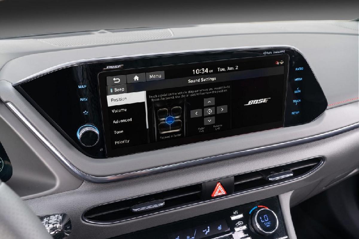 Hyundai Sonata N line 2021 lo thong so truoc ngay ra mat-Hinh-6