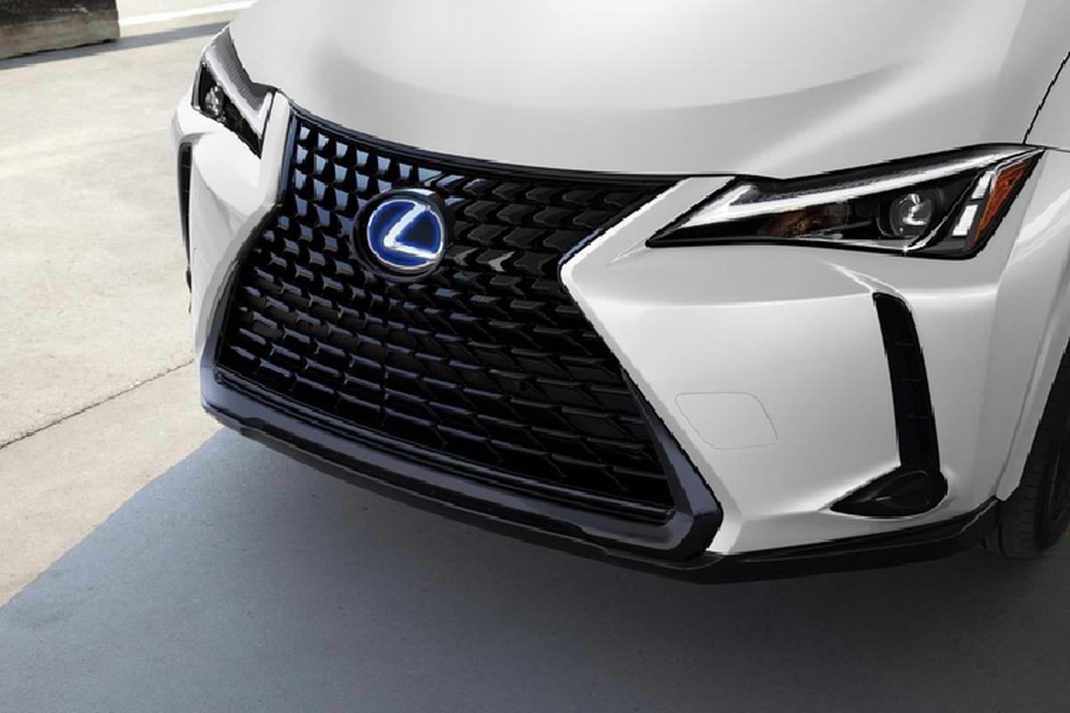 Lexus UX Black Line 2021, gioi han 1.000 chiec tai Trung Quoc-Hinh-2