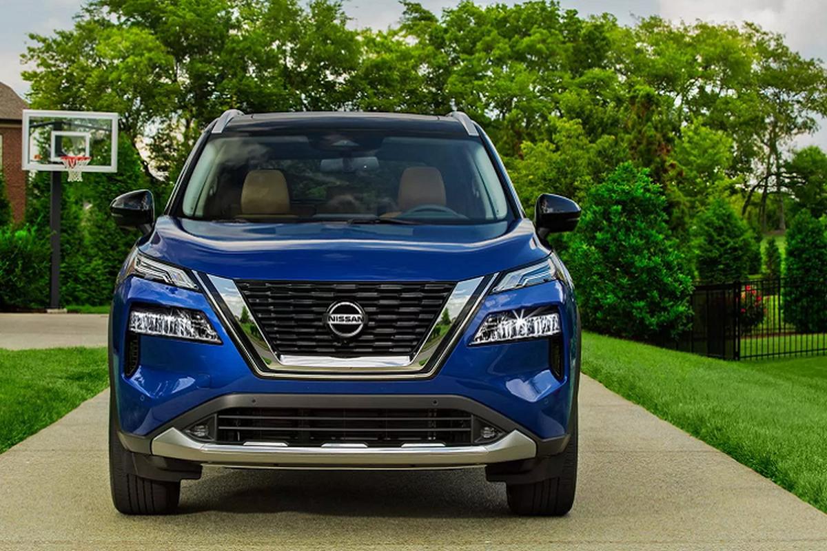 Nissan X-Trail 2021 moi ban ra tu 595 trieu dong tai My-Hinh-9