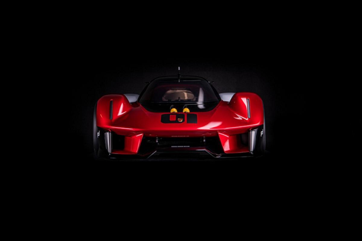Porsche Vision 920, sieu xe dua Le Mans danh cho duong pho-Hinh-2