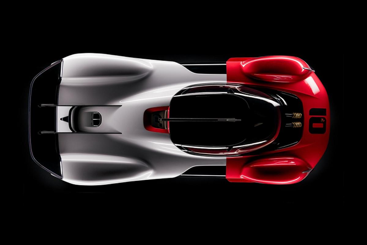 Porsche Vision 920, sieu xe dua Le Mans danh cho duong pho-Hinh-3