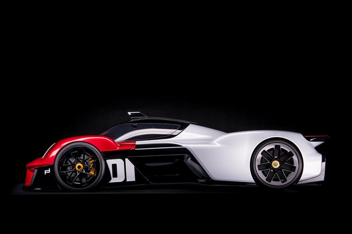 Porsche Vision 920, sieu xe dua Le Mans danh cho duong pho-Hinh-6