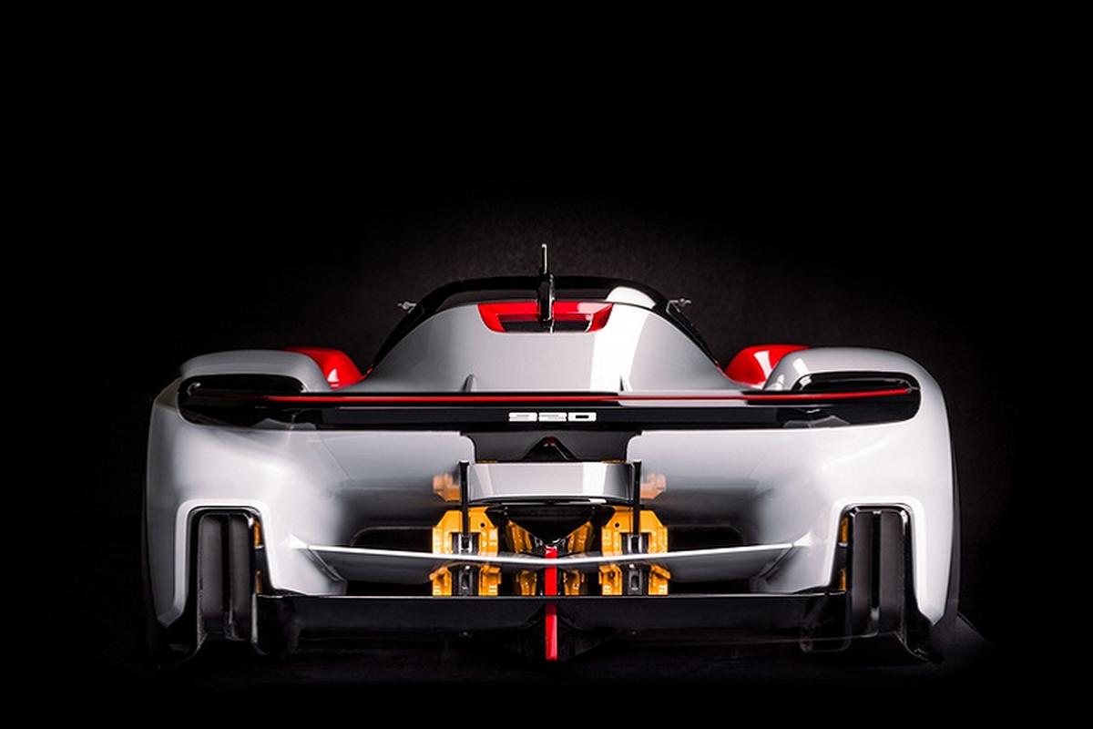 Porsche Vision 920, sieu xe dua Le Mans danh cho duong pho-Hinh-7