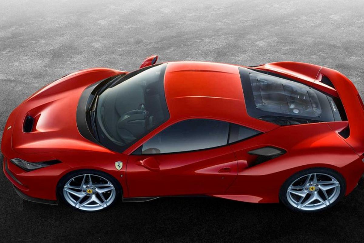 Sieu xe Ferrari F8 Tributo gianh giai thuong Sport Auto Awards-Hinh-2