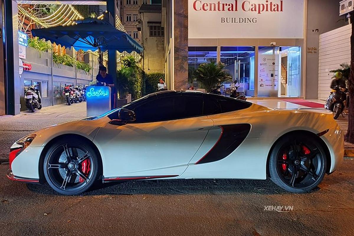 Sieu xe McLaren 650S Spider hon 10 ty thay ao moi o Sai Gon-Hinh-3