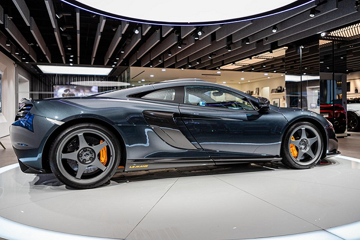 McLaren 650S Le Mans gioi han 50 chiec co mat tai Hong Kong-Hinh-2