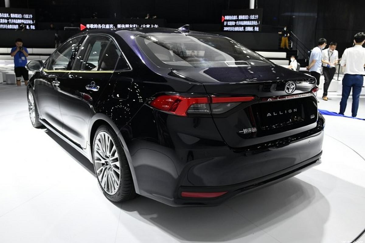 Chi tiet sedan Toyota Allion 2021 moi cho thi truong Trung Quoc-Hinh-7