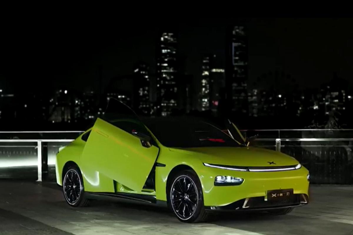 Xpeng P7 Wing 1,4 ty dong, xe Trung Quoc phong cach Lamborghini-Hinh-7