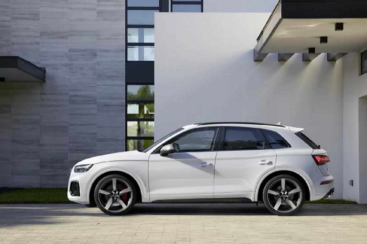 Audi SQ5 2021 moi cai tien manh, chi voi dong co dau-Hinh-8