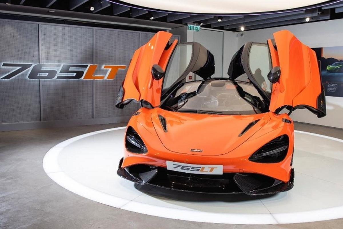 "Sieu xe McLaren 765LT ban gioi han ""nham nhe"" ve Viet Nam?-Hinh-9"