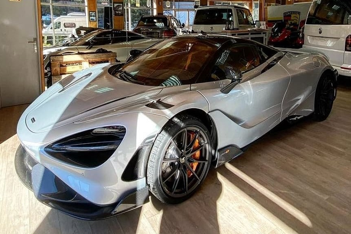 "Sieu xe McLaren 765LT ban gioi han ""nham nhe"" ve Viet Nam?"